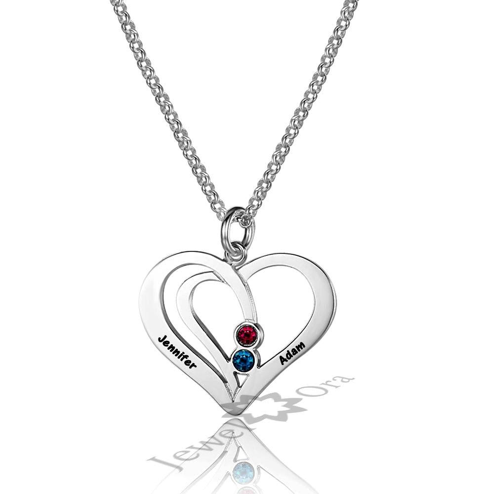 Personalized Engraved DIY Stainless Steel Custom Name ...  |Diy Custom Jewelry Pendant