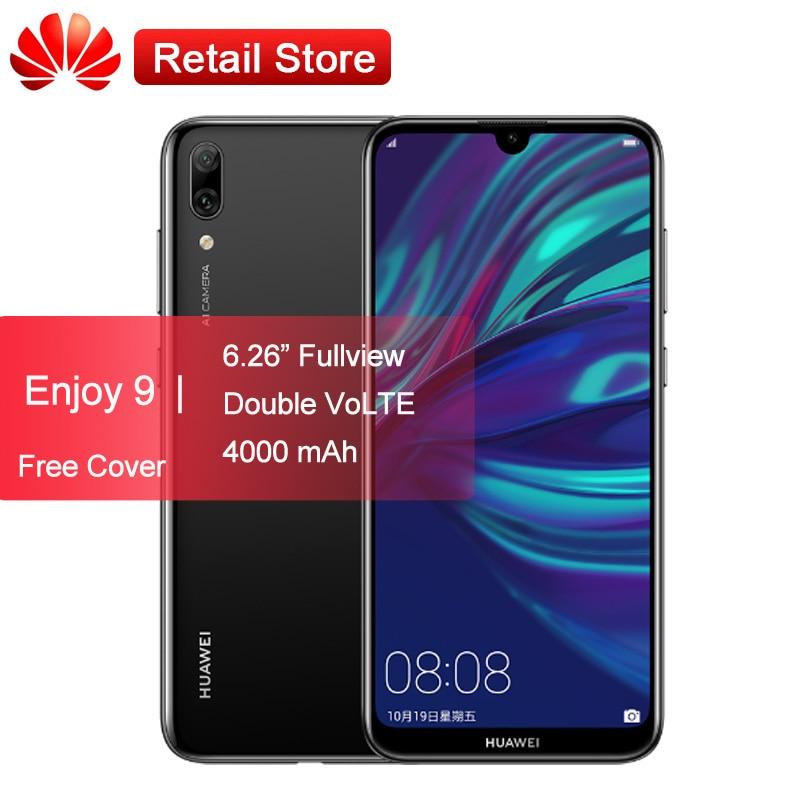 Huawei Enjoy 7s P Smart 4g Ram 64g Rom Android 8 0 Octa Core Dual