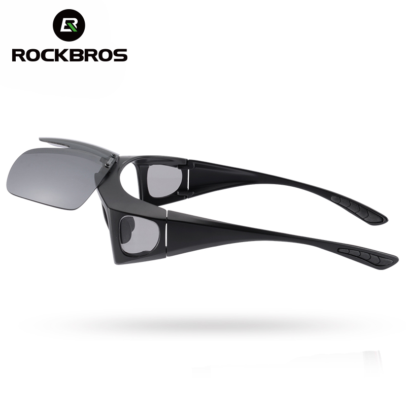 ROCKBROS Upturned Lens Cycling Eyewear UV400 Bicycle Sunglasses Goggles Oculos Gafas Ciclismo Sand-proof Mountain Bike Glasses