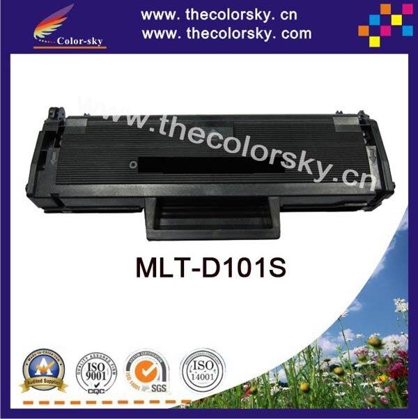 (CS-S101) BK toner laserjet printer laser cartridge For Samsung mltd101s mlt101s mlt101 ml2160 ml2161 ml2162 ml2165 (1500 Pages)