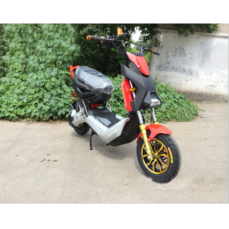 Electric bike electric motorcycle citycoco electric scooter lithium battery 60V 20AH motor 1000W city road motorcycle