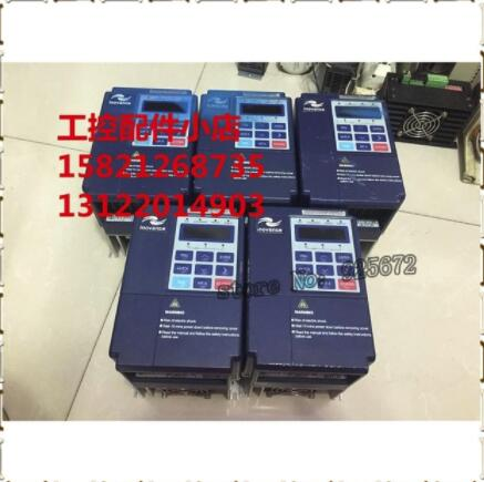 Inovance high-performance inverter MD300S1. 5 b - 41 1.5 KW 220 v physical figure had been test package in the inverter e vfd022e21a photo 2 2 kw 220 v has been test package is good