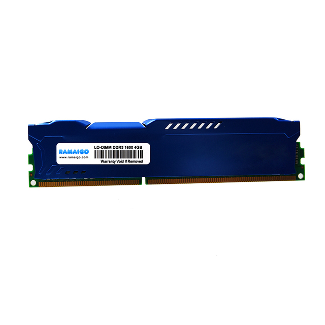 Оперативная память AIGO DDR3 Оперативная память memoria LODIMM DDR3 2 GB 4 GB 8 GB 16 GB 1333 MHz 1600 MHZ настольных ПК памяти 240pin 1,5 V hiper с охлаждением плавник
