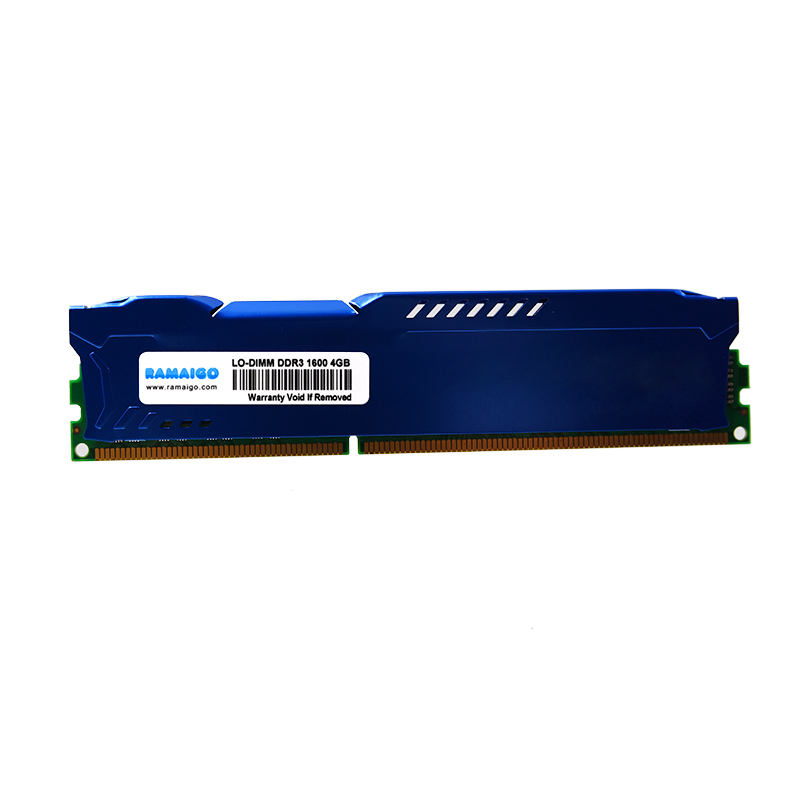 RAMAIGO DDR3 RAM memoria LODIMM DDR3 2GB 4GB 8GB 16GB 1333MHz 1600MHZ PC Desktop Memory 240pin