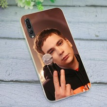 Soft TPU Silicone Cover for Huawei P20 Lite Slava KPSS Phone Case for P30 P Smart 2018 2019 Mate 10 20 Pro P8 P9 P10 Skin пиджак slava zaitsev