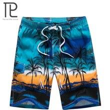 2018 новые мужские пляжные шорты, быстросохнущие плавки для водного спорта, летние пляжные шорты, Размеры M-6XL, очень большие 10 + цвета