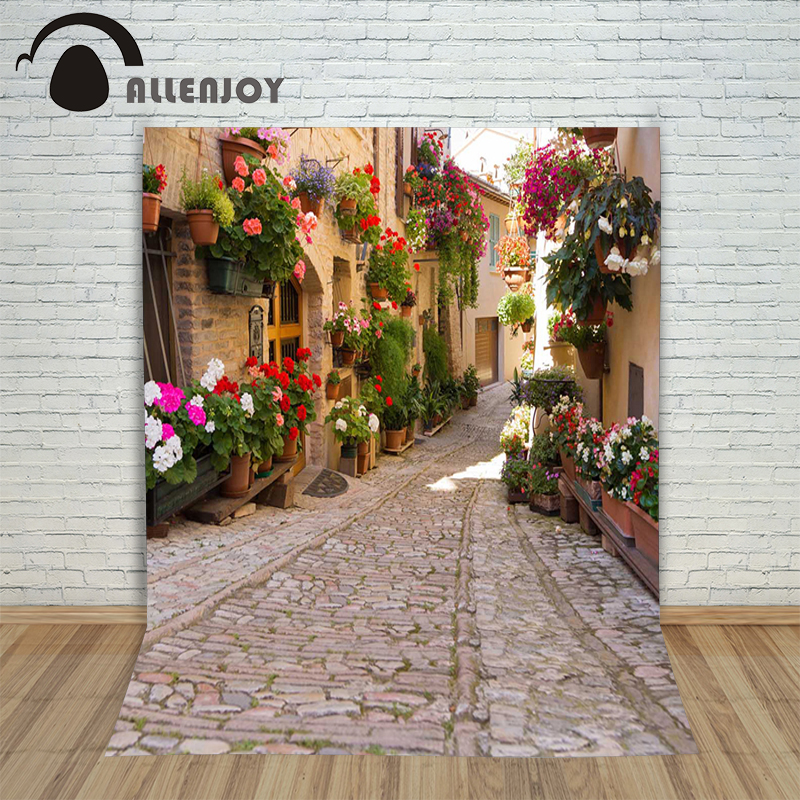 Allenjoy photographic background Graffiti House backdrops baby children vinyl photocall 10ft*20ft allenjoy photography backdrops floor mosaic school blackboard kids vinyl photocall photographic studio computer printing lovely