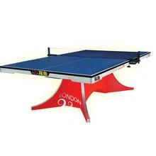 Премиум двойной рыбы Volant крыло 2 ITTF утвержден официальный пинг-понг Настольный теннис стол для международного соревнования 25 мм толщиной
