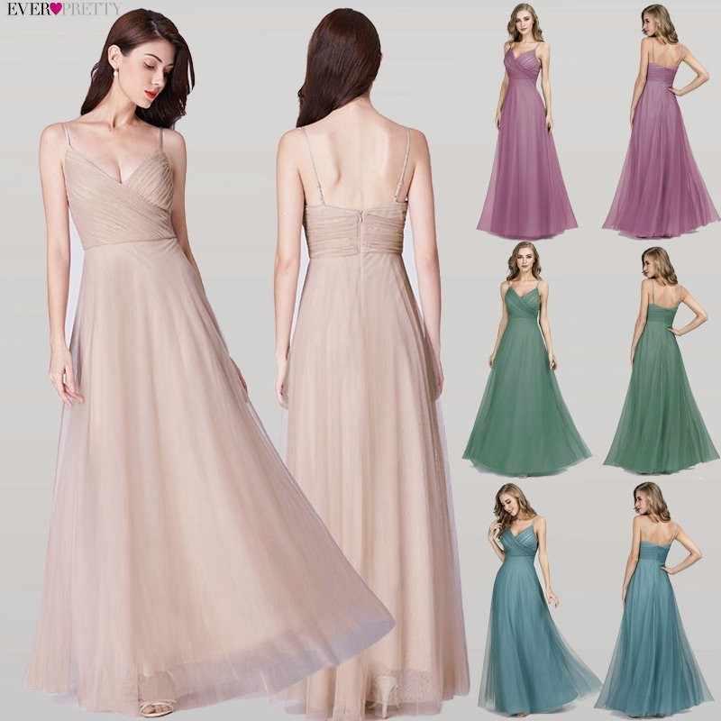 ウエディングドレスドレスこれまでにかわいい EP07303 恋人 A ライン V ネックノースリーブウェディングパーティードレスのためのエレガントな女性