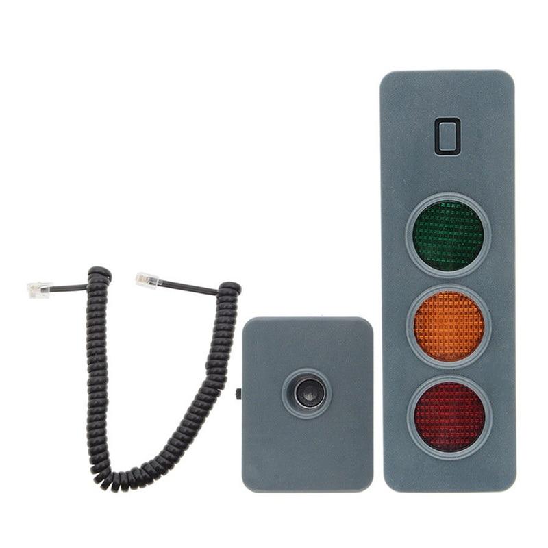Safe-Light Parking System Assist Distance Stop-Aid Guide Sensor Kit For Home Garage XXM8