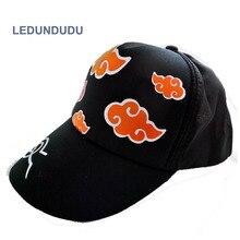 Naruto Cosplay accesorios gorras de béisbol Gintama sombreros Anohana  Natsume mujeres hombres verano Hip Hop Snapback gorras Ani. 977033279f6