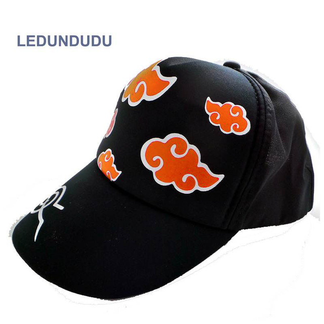 Naruto Cosplay accesorios gorras de béisbol Gintama sombreros Anohana  Natsume mujeres hombres verano Hip Hop Snapback ee6fc3f690c