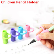 Correction-Device-Tool Pencil-Holder Aid-Grip Writing Silicone for Students Posture Kids