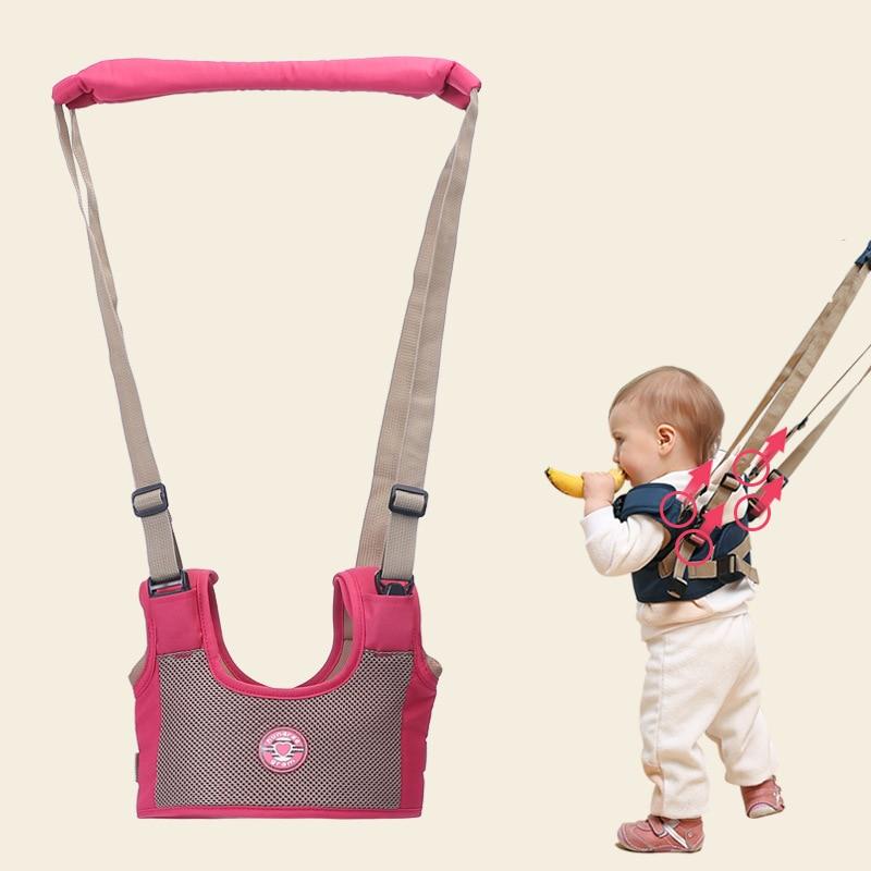 Safe Walking Learning Assistant Belt. Walking Belt Adjustable Strap Leashes Infant Aid Assistant Walkers Harness Free shipping.