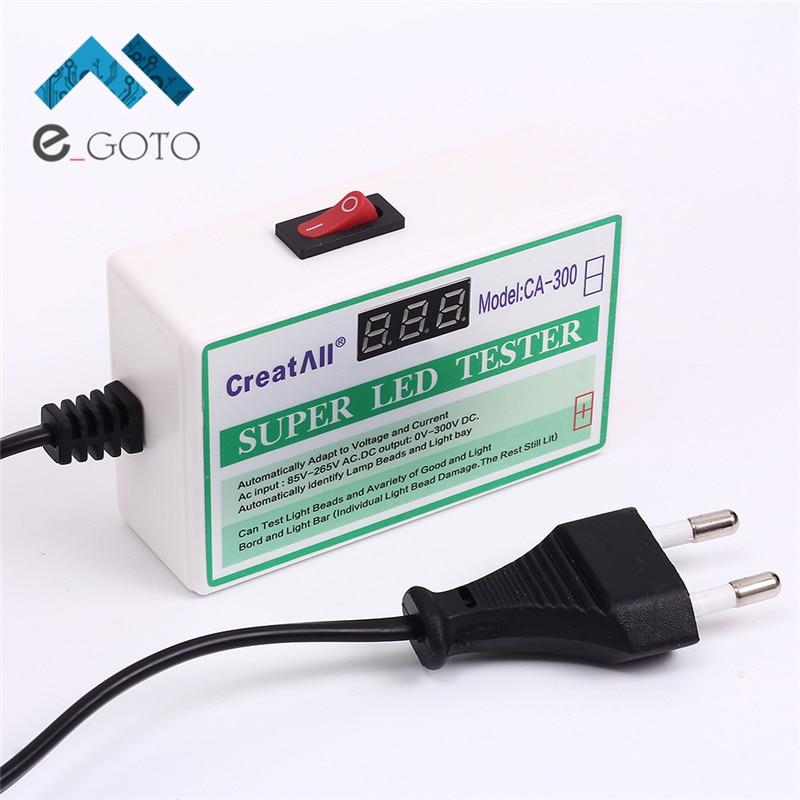 300V CA-300L Common Brightness LED Backlight Lamp Bar Light Bead Tester Lamp Beads Light Board for LCD TV