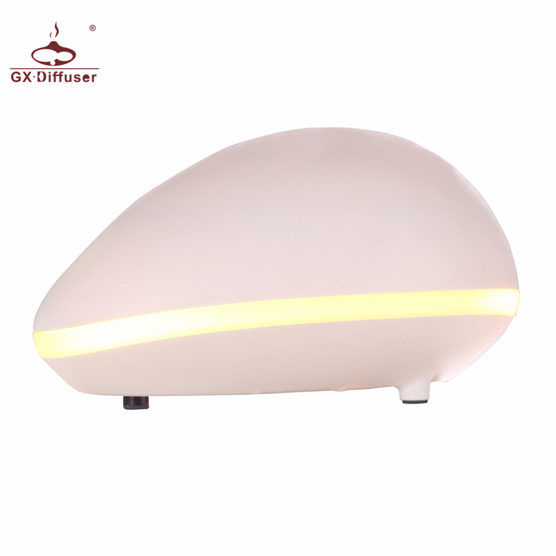 GX.Diffuser Air Humidifier Essential Oil Diffuser Aromatherapy Electric Aroma Diffuser Household Ultrasonic Humidifier