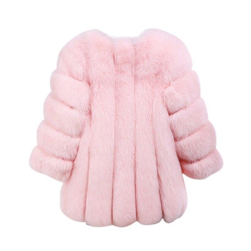 Solido Spessore Formato M il Fur Alta Di borgogna Lungo 4xl Rosa Femminile Cappotto colore Lusso Nero Morbido Qualità Faux Caldo Colore viola Bianco Inverno blu grigio qapwOvH