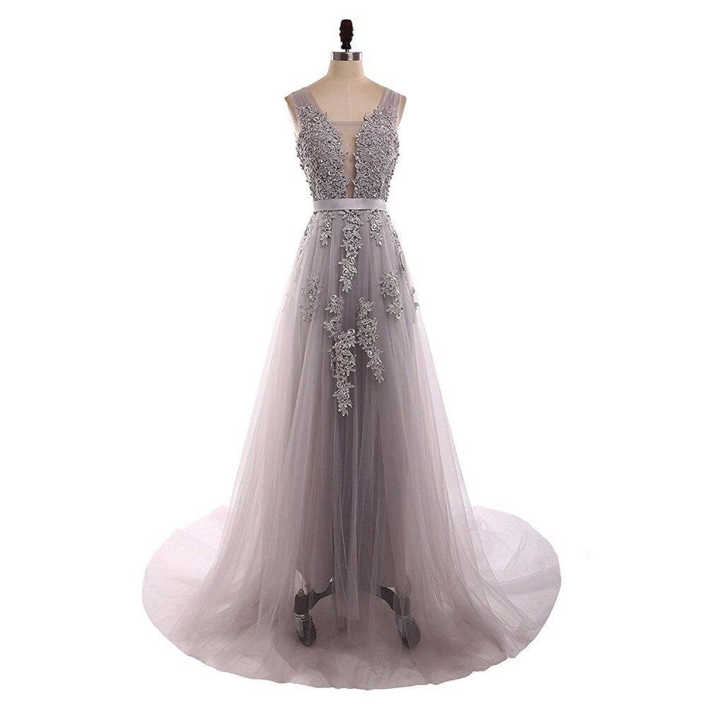 af65d01cb Comprar Vestido De Dama Honor Formal Corte Graduación Encaje ...