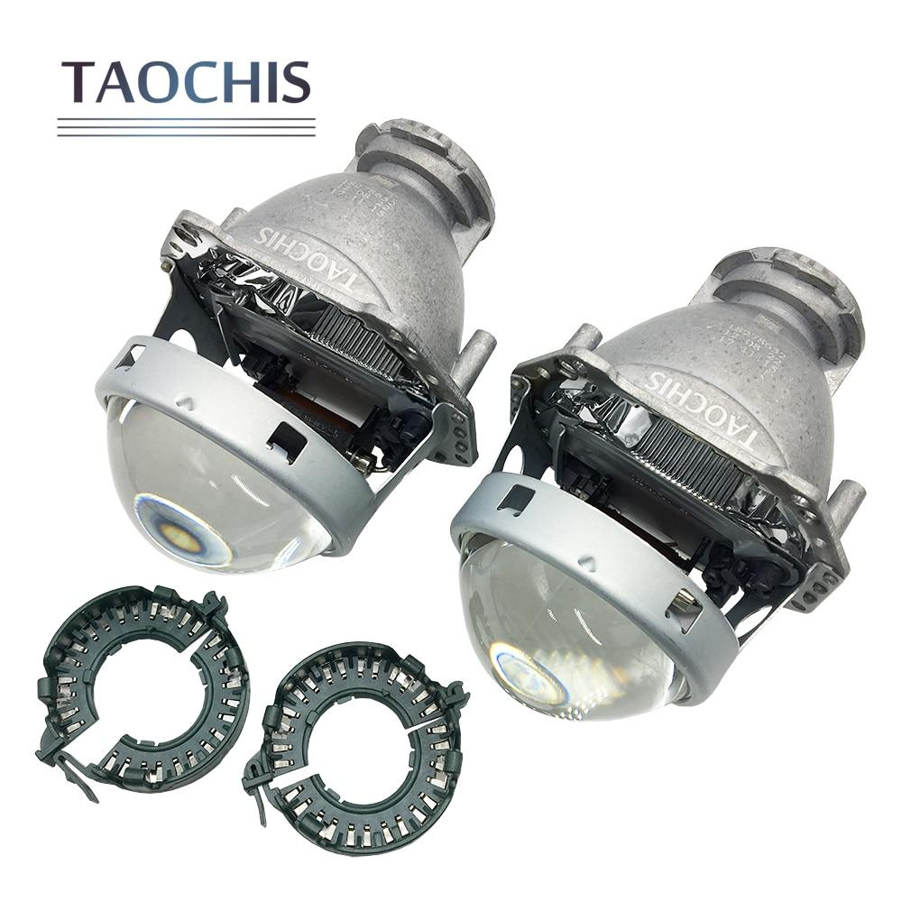 TAOCHIS Car Retrofit Head light LHD RHD HELLA G5 3R Bi xenon Projector Lens Car styling 3.0 Inch HID D1S D3S D4S D2S Modify-in Car Light Accessories from Automobiles & Motorcycles    2