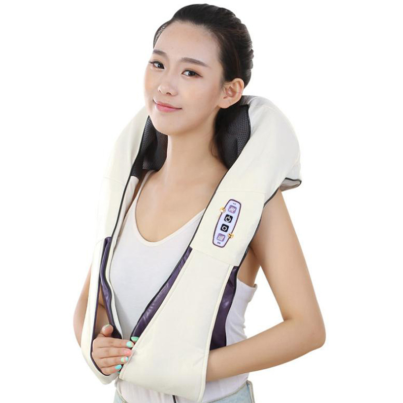 121222/Massage shawl /Heating function/ cervical vertebra massage device/ full-body neck shoulder and neck Massage/ enjoy/