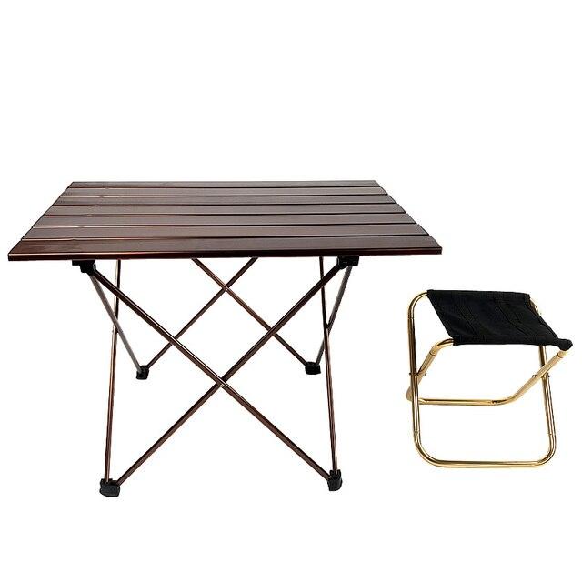 Tavolo Da Campeggio Alluminio.Q9bm9swldlqum