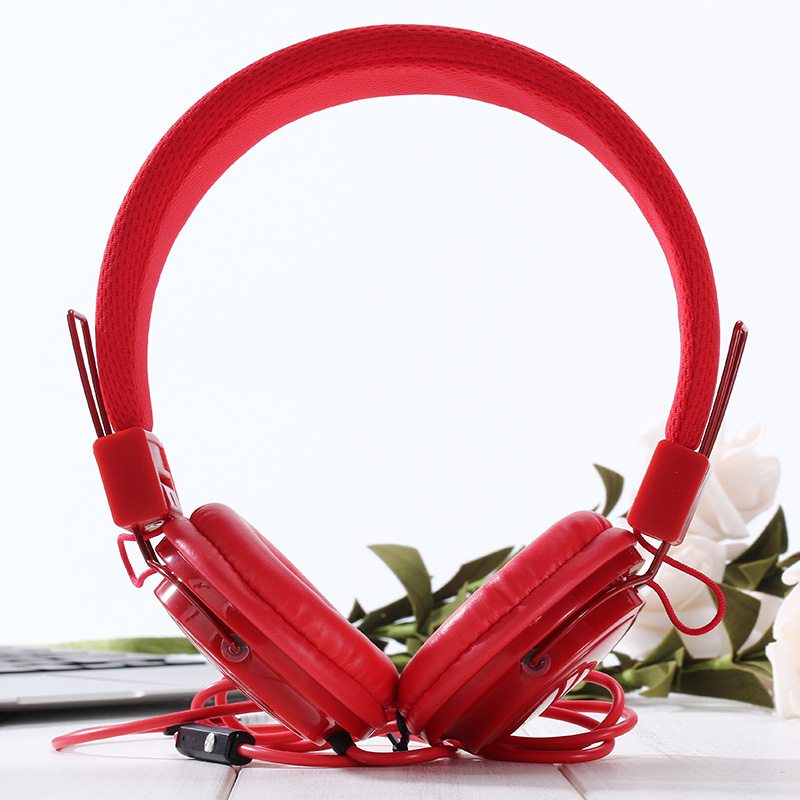 Original JKR Wired Headphone 3.5mm Wired Headphones Gaming Headset Earphone For PC Laptop Computer Mobile Phone Support