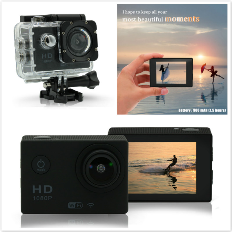 Sports outdoor Camera DV HD Waterproof 1080p For Kia Rio K2 3 Ceed Sportage Sorento Cerato Armrest Soul Picanto Optima K3 стеклоочистители kia ceed подольск