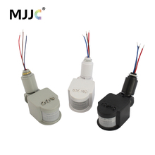Motion Sensor 220V 12V Motion Detector Automatic Infrared PIR Sensor 220V 180