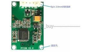 Image 4 - PTC06 סידורי JPEG מצלמה מודול CMOS 1/4 אינץ TTL/UART ממשק עבור AVR STM32 וידאו בקרת תמונה