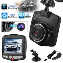 1080 P Full HD Novatek GT300 Auto Dvr 170 Gradi Ampio Angolo di Videocamera per auto Registratore Con Visione Notturna Con G- sensor Dash Cam Nero