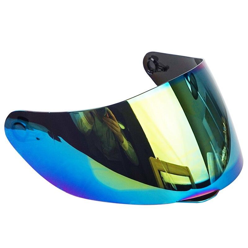 1 Pièces En Verre pour AGV K3 SV K5 Moto casque anti-scratch remplacement complet visage bouclier visière pas pour agv k3 k4 casques