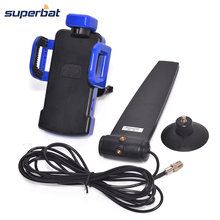 Superbat 900/1800 MHz 12dbi GSM Cell Phone Signal Booster Antenna with FME-female Connector