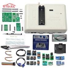 Najnowsze oprogramowanie oryginalny RT809H + 35 oryginalne adaptery z kable EMMC nand flash bardzo szybki uniwersalny programator