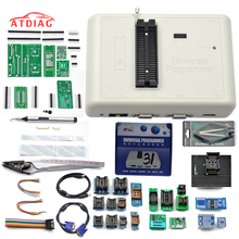 Newest Software ORIGINAL RT809H+35 ORIGINAL ADAPTERS WITH CABELS EMMC Nand FLASH Extremely fast universal Programmer