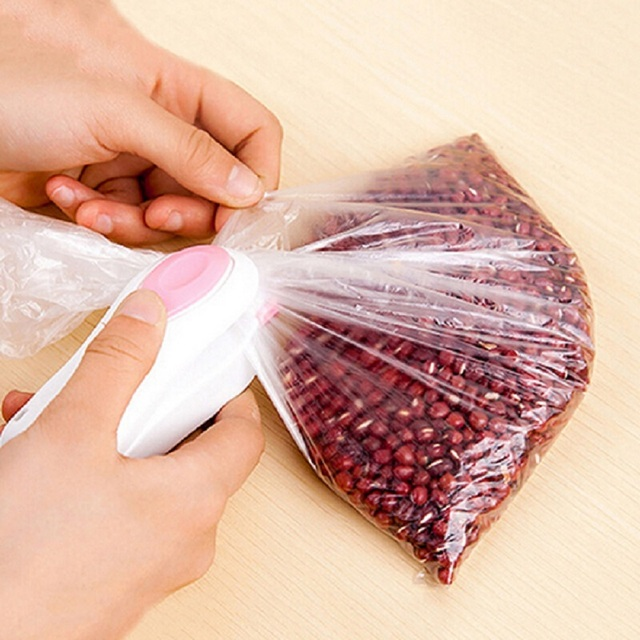 Mini Electric Heat Sealing Plastic Bag Machine
