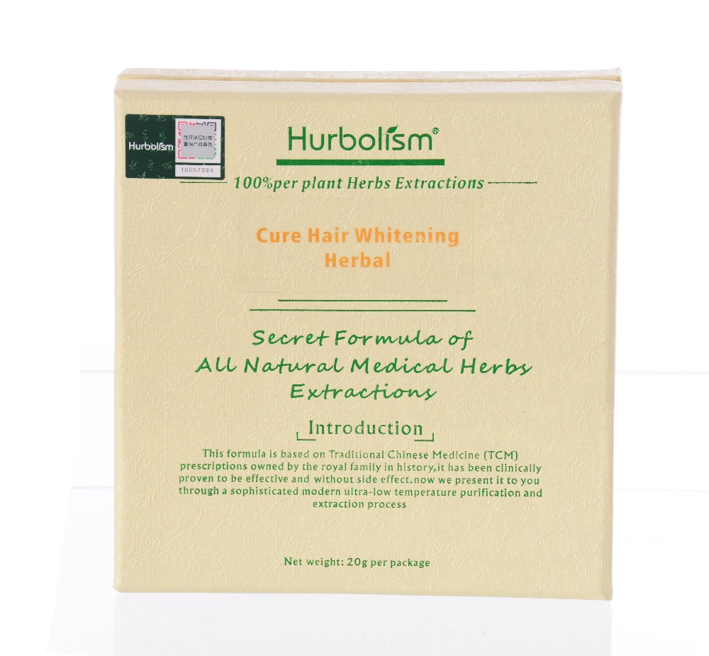 Hurbolism New Herbal Powder for Clean font b Hair b font Whitening Help growth Prevent font
