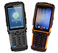 Android mobile handheld pda barcode scanner TS-901 with gprs/gps/camera