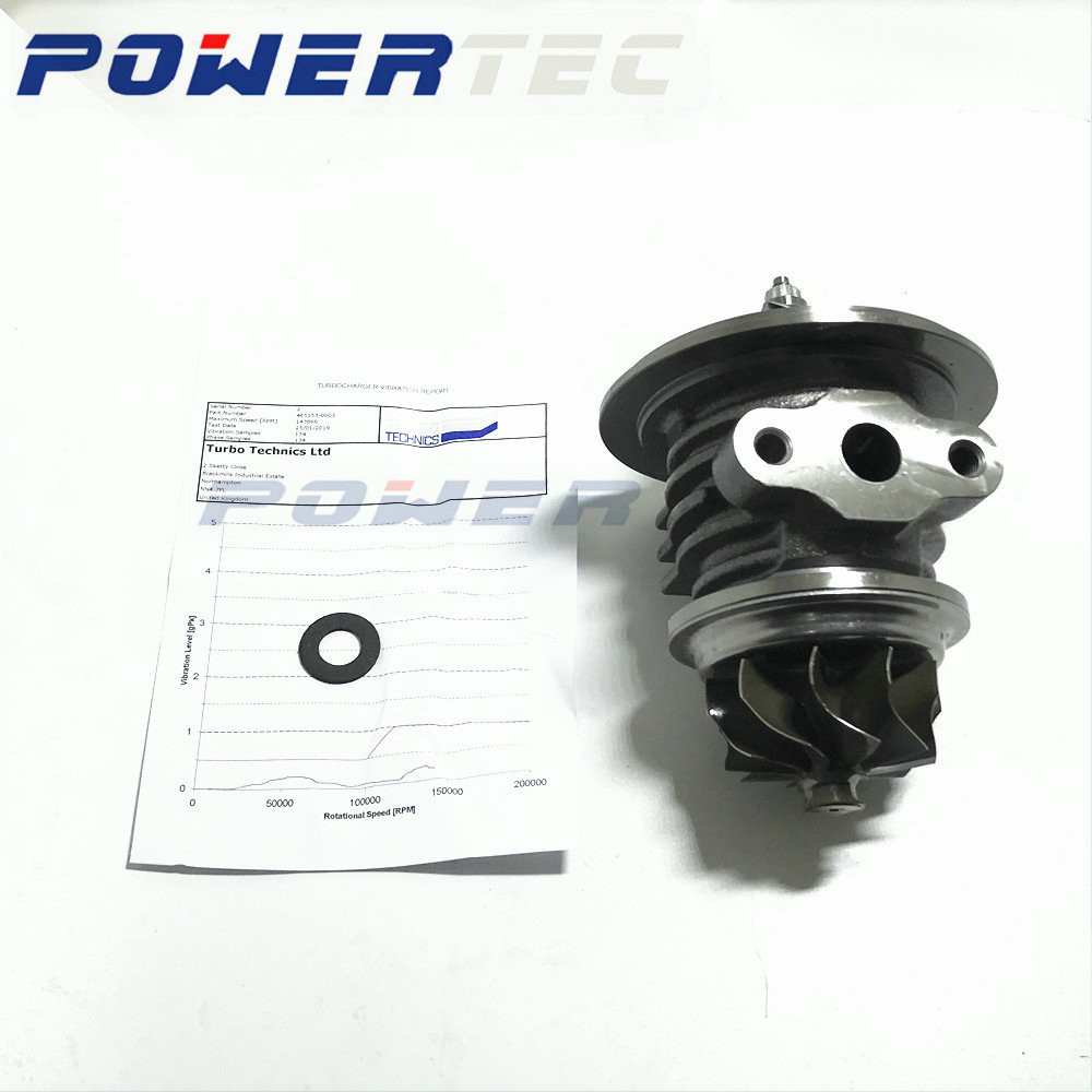 T250 NEW Turbo Cartridge For New-Holland Traktor 2200 7840 7630 CNH 71KW 96HP - 465153 Turbolader Core Chra 465153-0003 83999247