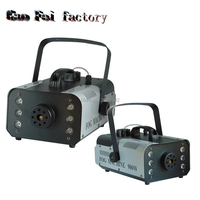 2pcs/lot 900W Stage Fog Machine Smoke Machine Disco Equipment for Party Lighting for