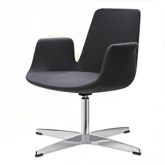 Lazer Sofá Cadeira Giratória Cashmere