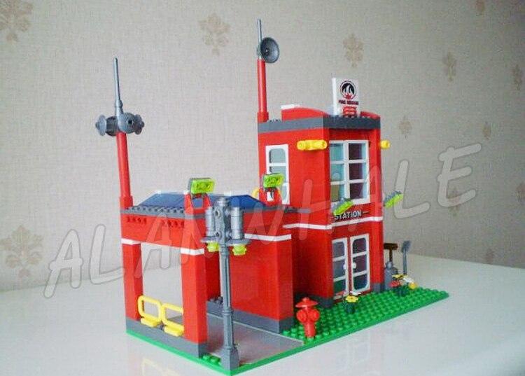 Pcs city fire control branch bureau rescue ships middle station