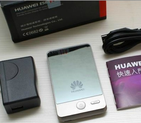 HUAWEI HSPA 7.2Mbps HUAWEI E583C portable 3g wireless huawei router