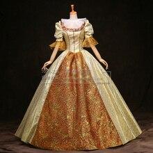 Gros vintage carnaval robe