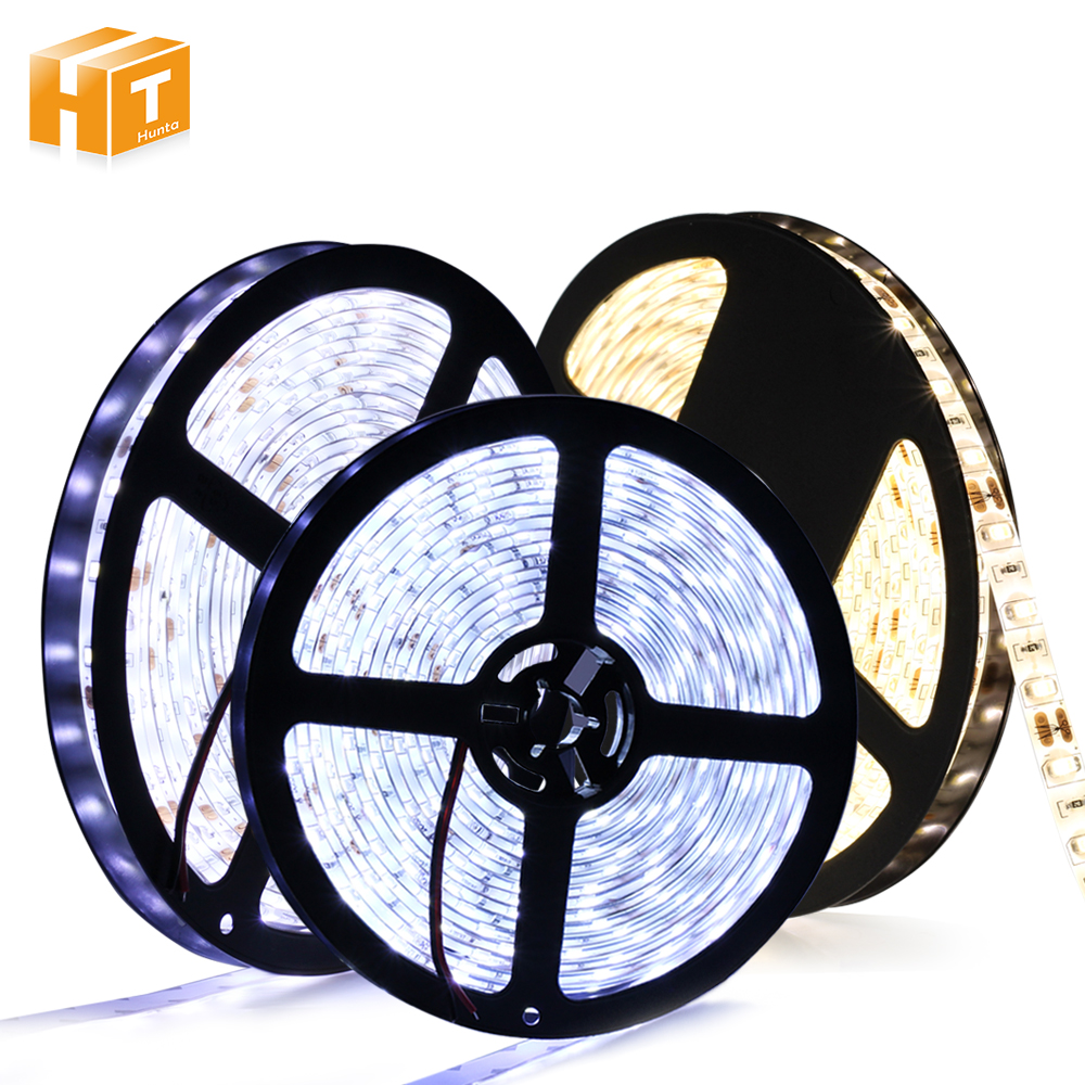 LED Strip 5730/5630 Waterproof / Non Waterproof DC12V 60LEDs/M 5M/Llot Flexible LED Light Strip Neon Tape