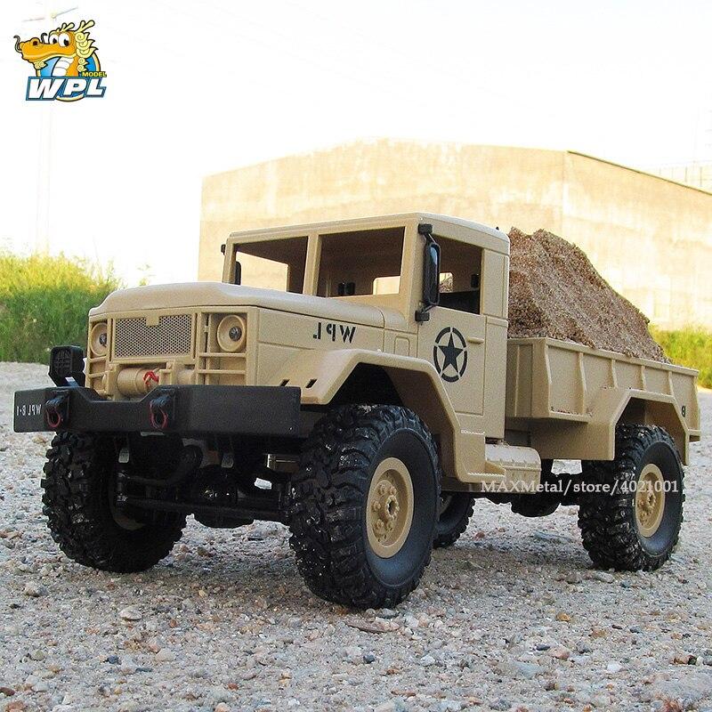 WPL B14 RC Car WPL 1:16 รีโมทคอนโทรล 2.4G RC Crawler Off   road Buggy เครื่องย้ายรถ 4WD ของเล่นเด็กรถแบตเตอรี่-ใน รถ RC จาก ของเล่นและงานอดิเรก บน AliExpress - 11.11_สิบเอ็ด สิบเอ็ดวันคนโสด 1