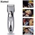 Hombres Niño Bebé Hair Trimmer Eliminación profesional Cortadora de Cabello Lavable máquina de afeitar Eléctrica Máquina de Corte de Pelo Corte de Pelo máquina de Afeitar de Afeitar
