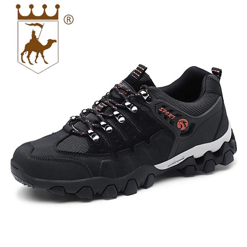 De Ao Dos Livre khaki 2018 Respirável Ar New Black Inverno Tamanho Sapatos Homens Baixo Backcamel Mens gray Vulcanize Outono Leve slip Grande Non Couro Zwvqx7O