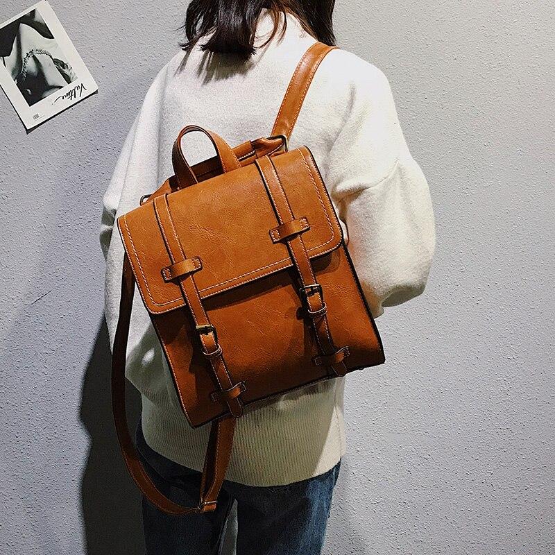 f2961c14b889 Модные женские туфли pu рюкзак высокое качество Молодежные кожаные рюкзаки  для подростков обувь девочек Женский школьная сумка