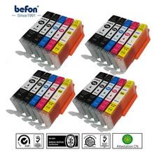 Befon X4 набор 550 551 XL совместимый картридж Замена для Canon PGI-550XL PGI550 PGI 550 CLI551 для PIXMA IP7250 MG5450