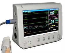 Multiparameter Patient Monitor/Portable Patient Monitor, ambulance patient monitor, hospital equipment, veterinary instruments